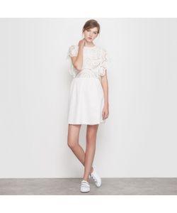 MADEMOISELLE R | Платье С Вышивкой