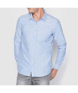 R essentiel | Рубашка Из Ткани Оксфорд Прямого Покроя