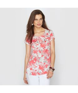 ANNE WEYBURN | Блузка Из Струящегося Сатина Прикосновение Шёлка