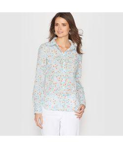 ANNE WEYBURN | Блузка С Цветочным Рисунком