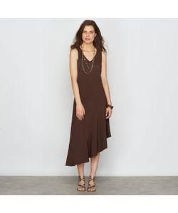 ANNE WEYBURN | Платье С Асимметричным Низом