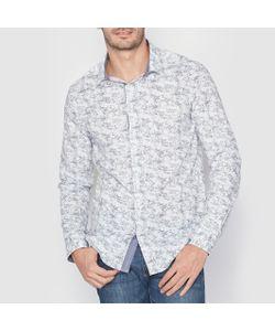 SOFT GREY | Рубашка С Рисунком