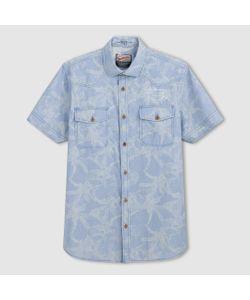 PETROL INDUSTRIES | Рубашка С Рисунком С Короткими Рукавами