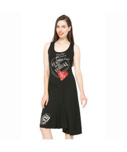 Desigual | Платье Без Рукавов С Принтом Асимметричное Vest Alexandra