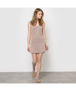 Les petites bombes | Платье Без Рукавов Из Трикотажа С Металлизированными Нитями