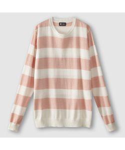 Мини-цена | Пуловер В Полоску С Круглым Вырезом 100 Хлопка Les Petits Prix