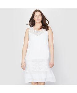 TAILLISSIME | Кружевное Платье А-Образного Покроя