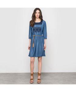 Esprit | Платье С Вышивкой