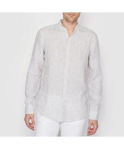 R essentiel | Рубашка В Тонкую Полоску Из 100 Льна