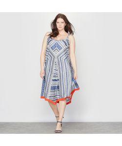 TAILLISSIME | Платье Длинное С Рисунком