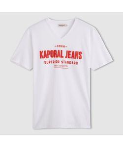 Kaporal 5 | Футболка С V-Образным Вырезом 100 Хлопка Poby