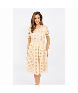 Lovedrobe | Платье С Короткими Рукавами