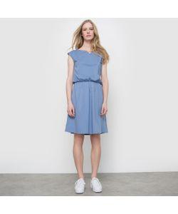 R édition | Платье С Вырезом Лодочкой
