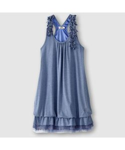 Molly Bracken | Платье-Футляр С Бахромой