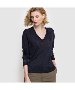 atelier R | Пуловер Из Ажурного Трикотажа