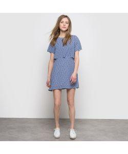 Molly Bracken | Платье 2 В 1 С Геометрическим Рисунком