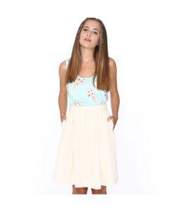 Pepaloves | Юбка Короткая Расклешенная Skirt Eloisa