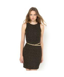 Molly Bracken | Платье Расшитое Блестками Без Рукавов С Ремнем