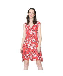 Desigual | Платье Без Рукавов С Принтом Вуаль На Подкладке Vest Juana