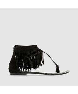 Vero Moda | Сандалии С Отделкой Бахромой