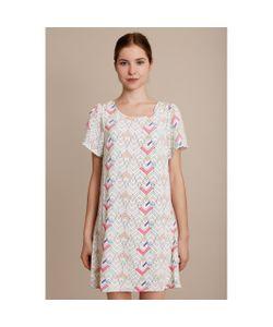 MIGLE+ME   Платье С Короткими Рукавами