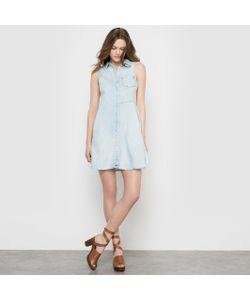 Cheap Monday | Платье-Рубашка Без Рукавов С Карманом Spend Detonation Dress