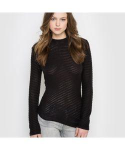 Cheap Monday | Пуловер Асимметричный С Длинными Рукавами Круглым Вырезом Beta Knit
