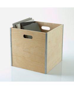 La Redoute Interieurs | Ящик Для Хранения Из Дерева И Металла.