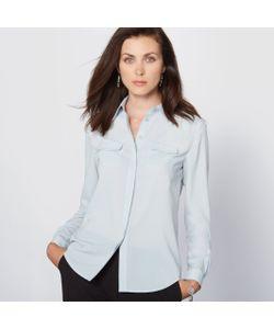 ANNE WEYBURN | Рубашка Из Крепа