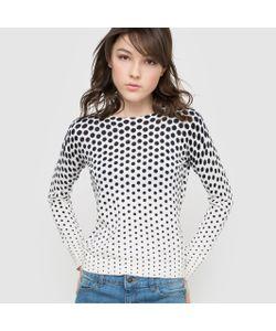 R édition | Пуловер С Рисунком Горох