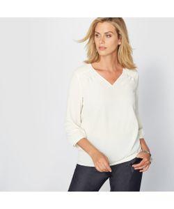 ANNE WEYBURN | Блузка Из Струящегося Крепа