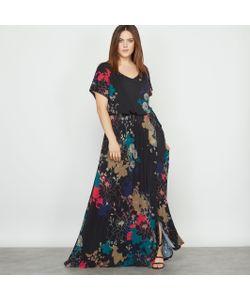 CASTALUNA | Платье Длинное Из Трикотажа С Цветочным Рисунком