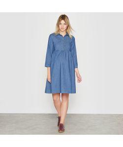 R essentiel   Платье Из Денима Для Периода Беременности