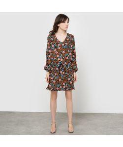 R édition | Платье С Цветочным Принтом