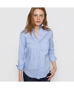 R essentiel | Рубашка Из Поплина С Длинными Рукавами