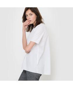 R essentiel | Блузка Из Хлопка С Короткими Рукавами
