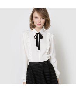 MADEMOISELLE R | Рубашка С Воланами И Галстуком-Лавальер