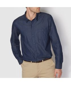 R essentiel | Рубашка Прямого Покроя Из Денима