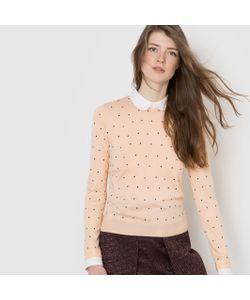 MADEMOISELLE R | Пуловер С Отложным Воротником