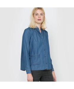 R studio | Рубашка Джинсовая С Длинными Рукавами.