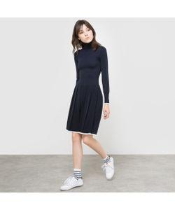 R édition | Платье-Пуловер Из Трикотажа