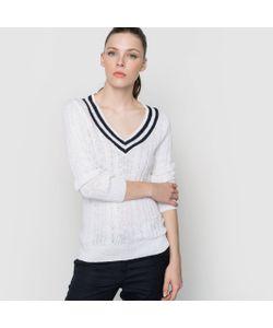 atelier R | Пуловер С V-Образным Вырезом И Длинными Рукавами Laura Clement