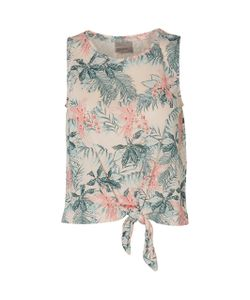 Vero Moda | Блузка Из Лиоцелла С Рисунком Great Tie Up Tank