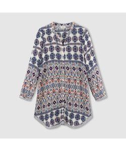 Vero Moda | Платье С Длинными Рукавами И Этническим Рисунком Ivy 7/8 Tunic