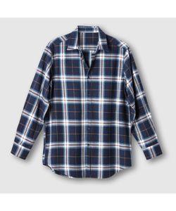 CASTALUNA FOR MEN | Рубашка Фланелевая В Клетку