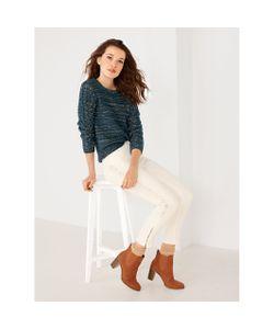 Мини-цена | Пуловер Со Шнуровкой Сзади