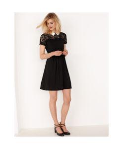 Мини-цена | Платье Из Вискозы И Кружева