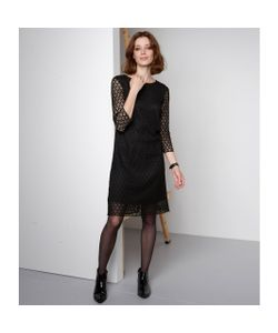 Мини-цена | Платье-Трапеция Кружевное