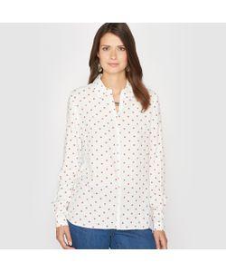 ANNE WEYBURN | Рубашка Струящаяся В Горошек