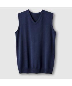 CASTALUNA FOR MEN | Пуловер С V-Образным Вырезом Без Рукавов